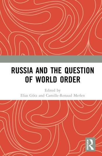 Russia and the Question of World Order book cover