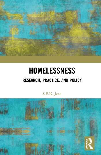 Homelessness Research, Practice and Policy book cover