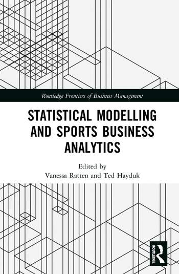 Statistical Modelling and Sports Business Analytics book cover