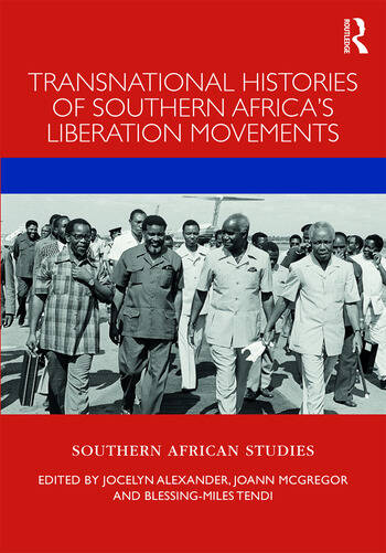 Transnational Histories of Southern Africa's Liberation Movements book cover