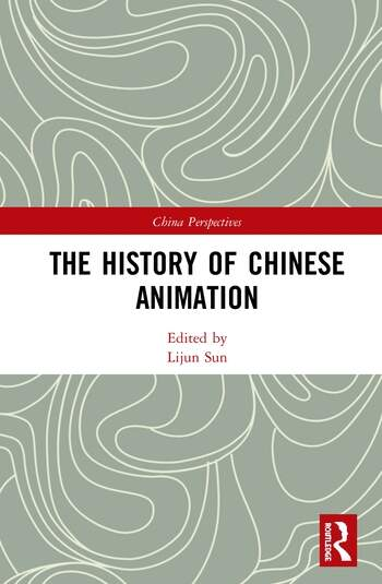 The History of Chinese Animation book cover
