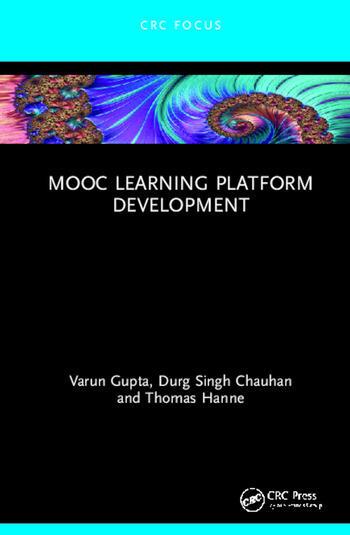 MOOC Learning Platform Development book cover