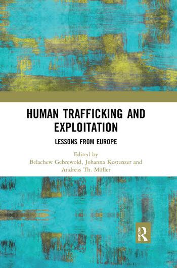Human Trafficking and Exploitation Lessons from Europe book cover