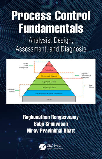 Process Control Fundamentals Analysis, Design, Assessment, and Diagnosis book cover