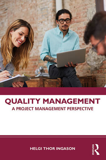 Quality Management A Project Management Perspective book cover