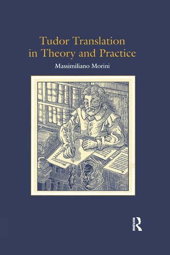 Tudor Translation in Theory and Practice book cover