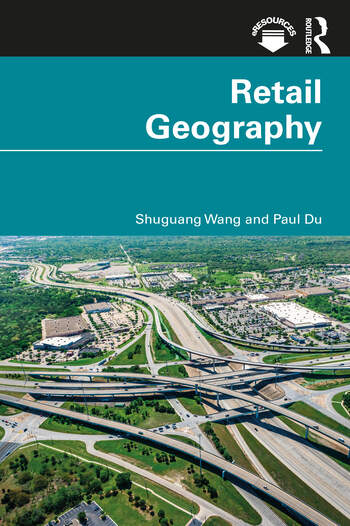 Retail Geography book cover