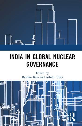 India in Global Nuclear Governance book cover