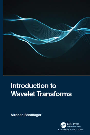 Introduction to Wavelet Transforms book cover