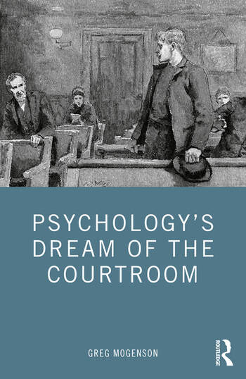 Psychology's Dream of the Courtroom book cover