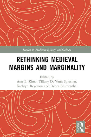 Rethinking Medieval Margins and Marginality book cover