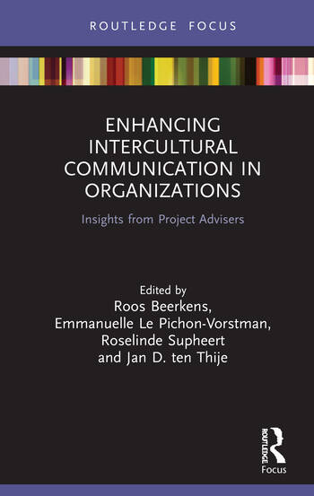 Enhancing Intercultural Communication in Organizations Insights from Project Advisers book cover