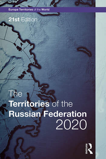 The Territories of the Russian Federation 2020 book cover