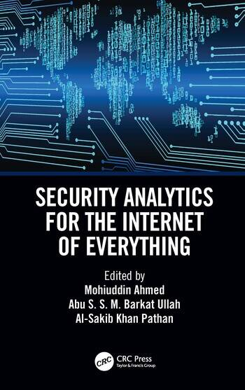 Security Analytics for the Internet of Everything book cover