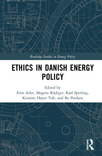 Ethics in Danish Energy Policy book cover