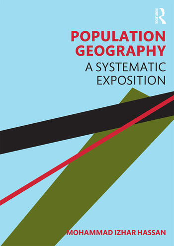 Population Geography A Systematic Exposition book cover
