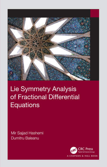 Lie Symmetry Analysis of Fractional Differential Equations book cover