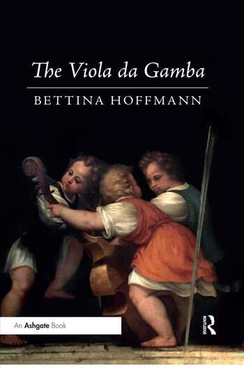 The Viola da Gamba book cover