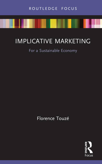 Implicative Marketing For a Sustainable Economy book cover
