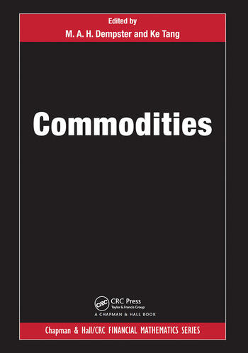 Commodities book cover