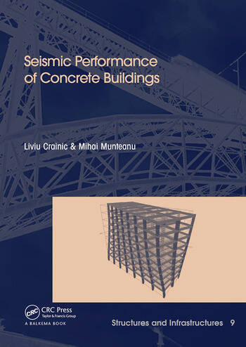 Seismic Performance of Concrete Buildings Structures and Infrastructures Book Series, Vol. 9 book cover
