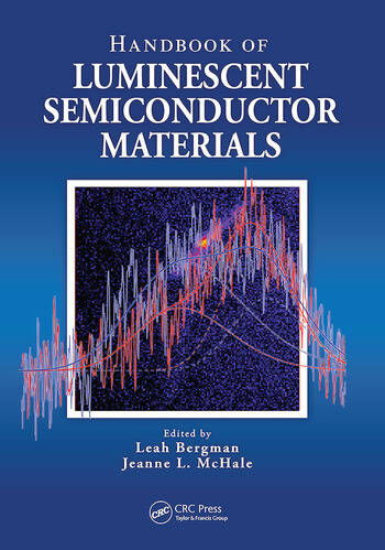 Handbook of Luminescent Semiconductor Materials book cover