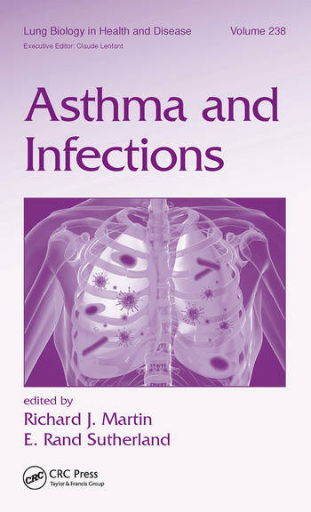 Asthma and Infections book cover