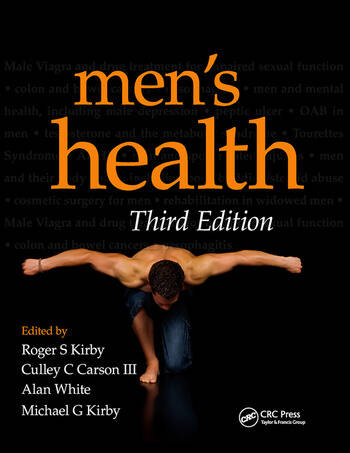 Men's Health book cover