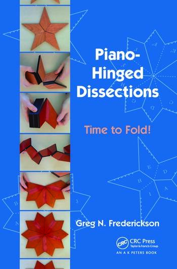 Piano-Hinged Dissections Time to Fold! book cover