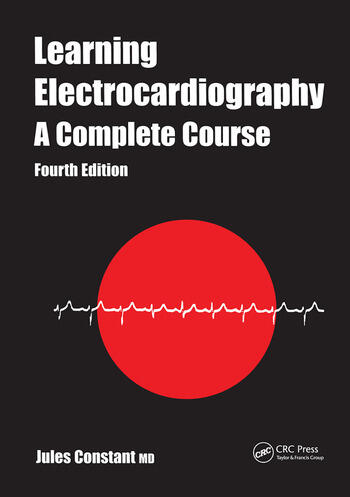 Learning Electrocardiography A Complete Course book cover