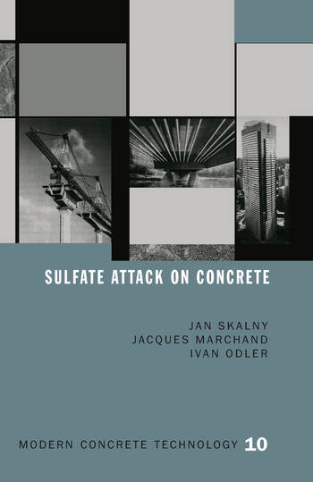 Sulfate Attack on Concrete book cover