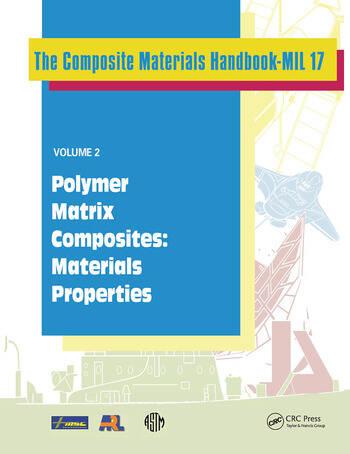Composite Materials Handbook-MIL 17, Volume 2 Polymer Matrix Composites: Materials Properties book cover