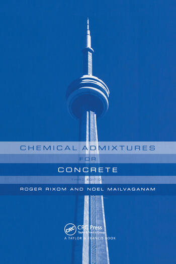 Chemical Admixtures for Concrete book cover