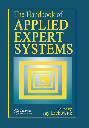 The Handbook of Applied Expert Systems book cover