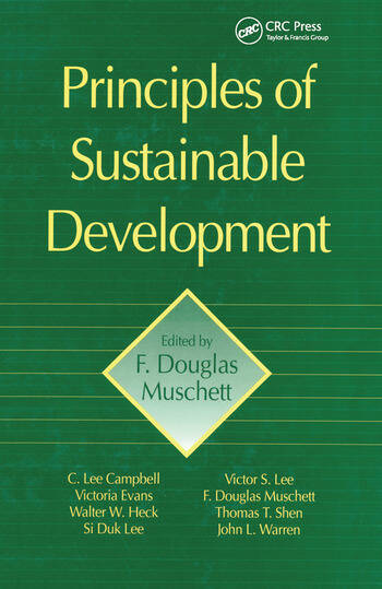 Principles of Sustainable Development book cover