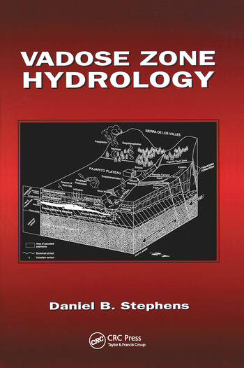 Vadose Zone Hydrology book cover