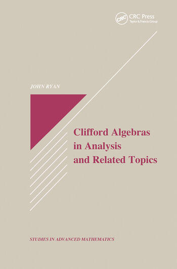 Clifford Algebras in Analysis and Related Topics book cover