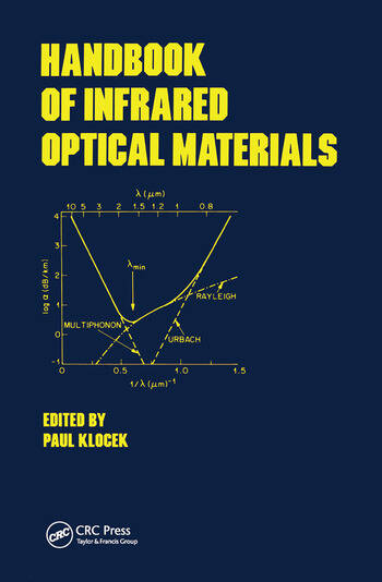 Handbook of Infrared Optical Materials book cover