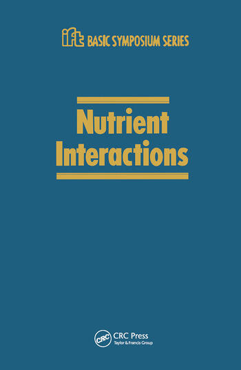 Nutrient Interactions book cover