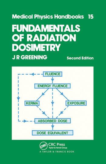 Fundamentals of Radiation Dosimetry book cover