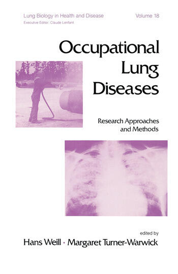Occupational Lung Diseases Research Approaches and Methods book cover