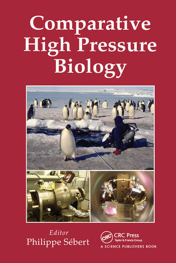Comparative High Pressure Biology book cover