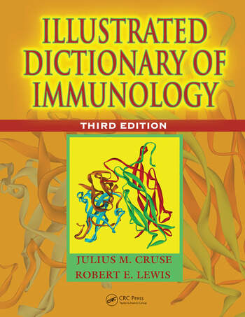 Illustrated Dictionary of Immunology book cover