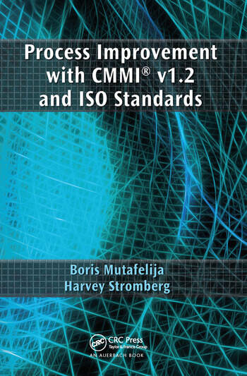 Process Improvement with CMMI® v1.2 and ISO Standards book cover