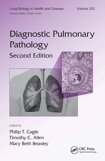 Diagnostic Pulmonary Pathology book cover
