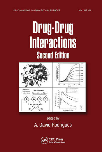 Drug-Drug Interactions book cover