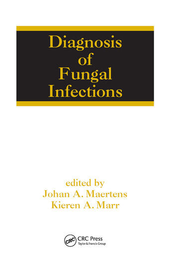 Diagnosis of Fungal Infections book cover