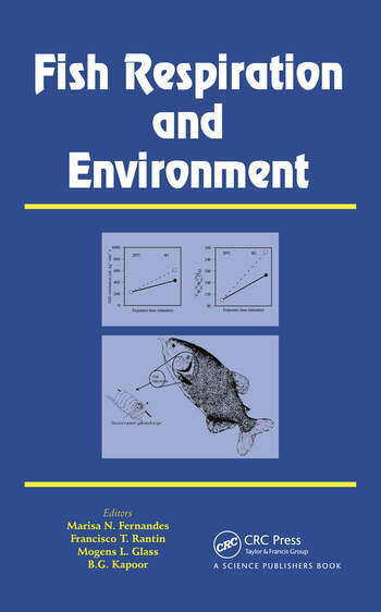 Fish Respiration and Environment book cover