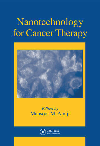 Nanotechnology for Cancer Therapy book cover
