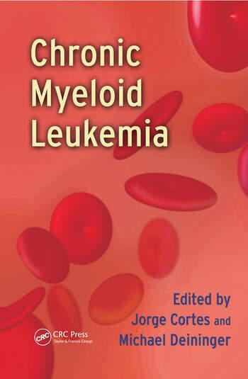 Chronic Myeloid Leukemia book cover